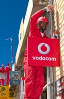 Vodacom rebrands, turns 'red and simpler'
