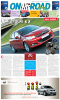 New motoring supplement from TNA