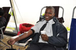 Blood donation marks Blood Donor Awareness Week and helps save lives over Easter