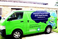 Tradeway Promotions learner road show secures over 2 000 bursary registrations for Sasol