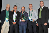 SAPOA Excellence Award winners