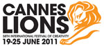 Record year for Cannes Lions entries