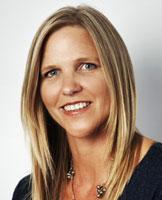 Sally Emery, inaugural editor of Good Housekeeping South Africa.
