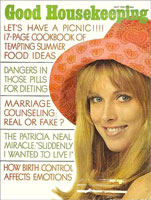 Good Housekeeping cover from 1967.