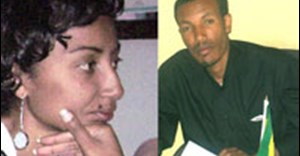 Reeyot Alemu and Woubshet Taye (CPJ/Awramba Times)