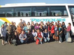 On the Dot township tour Cape Town - Mfuleni