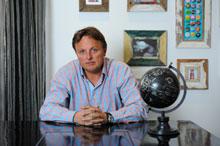Andy Sutcliffe, 34's CEO