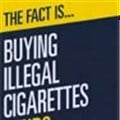 'Illegal cigarette' awareness campaign may get more people smoking