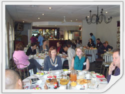 On the Dot holds breakfast sessions in Johannesburg and Durban