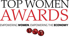 Big sponsors collaborate to support the 2011 Top Women Awards