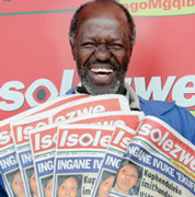 Initial sales show that Isolezwe ngoMgqibelo is going to be a popular Saturday read