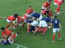 France vs. Tonga