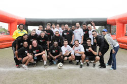 Cape Town's Beat kickstarts the season with the Heart Squad Celebrity Soccer Day
