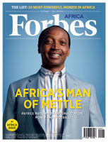 On the Dot lands Forbes Africa contract