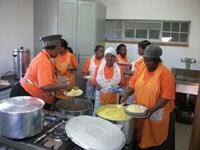 New kitchen for Lula Isandla