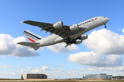 Air France now flying into Cape Town