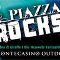 Piazza Rocks for one night at Montecasino