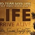 Arrive alive in 2012... Road safety tips for the festive season