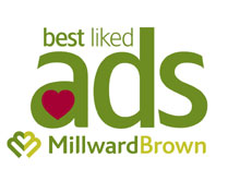 Adtrack Best Liked Ads July 2010 - June 2011