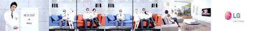 01  LG Cinema 3D Smart TV: More Fun  - Millward Brown