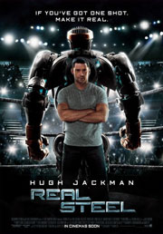 Robo cop-out in Real Steel