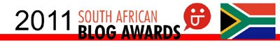 South African Blog Awards 2011 and business