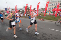 ECHO Events and Virgin Active bring refreshment and flair to Ironman 70.3 - ECHO Events and Conferences