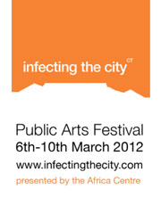 Seminar on art in public places at the Infecting The City Public Art Festival