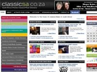 Classical music website celebrates second birthday