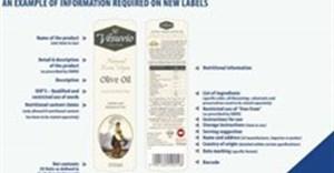 Use imaginative labels to meet legislative requirements