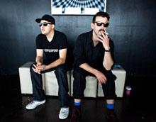 Massive Attack DJ set at A Taste of Sónar