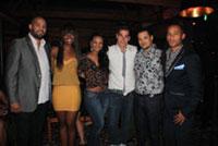 Lloyd Jansen, Khanya Ngumbela, Terri Lane, Grey Borowsy Keeno Lee and Chad Saaiman