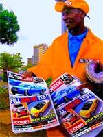 AutoWeek on every corner
