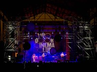 Two Door Cinema Club tick off Africa