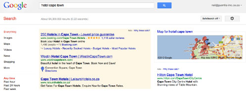 Google advertising juggernaut... driving consumers to your branch (not just your website)