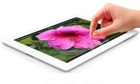 New iPad tops three million