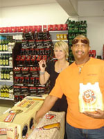Tradeway Promoters engage with over 40000 consumers to introduce the new Hansa Pilsener bottle