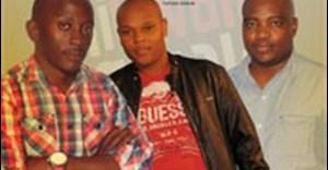 Charles Mnisi, Fortune Ntekati and Mike Ntuli