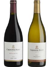 New vintages from Groote Post Vineyards