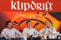 Openfield introduces Klipdrift to the Springboks