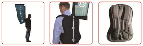 Backpack Banner - Right Stuff