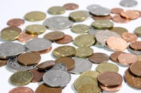 Counting coins, still necessary in retail
