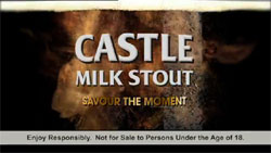 Howard Music brews the beat for Castle Milk Stout