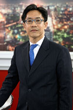 Dr. Chakarin Komolsiri, Minister Commercial, Office of Commercial Affairs, Royal Thai Embassy, South Africa