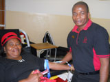 UCKG members donate life-giving blood at Pretoria's second successful blood drive