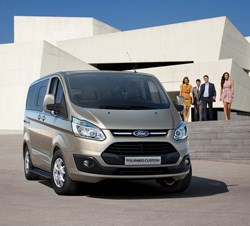 All-new Ford Transit Custom and Tourneo Custom confirmed For South African Introduction