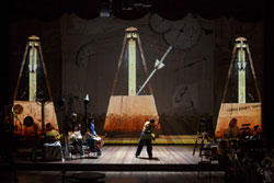 Howard Music and William Kentridge: The hour has come