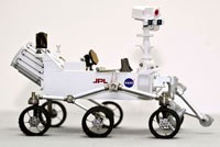 """""""Curiosity"""" has landed: Siemens helps NASA usher in a new era in space exploration"""