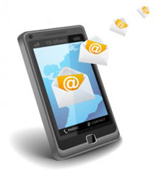 Mobile leading the email revolution