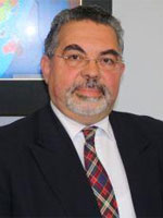 Prof Anastassios Pouris, director of the Institute for Technological Innovation at the University of Pretoria. (Image: University of Pretoria)